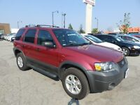 2006 Ford Escape,Leather Seat,CERTIFY EMISSION TEST