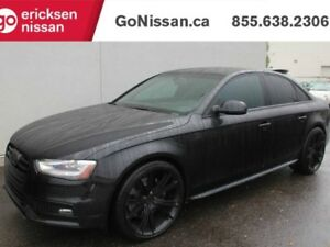 2014 Audi S4 Technik 4dr AWD quattro Sedan Two Sets Tires and R