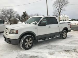 2007 Ford F-150 SuperCrew FX4 Pickup Truck