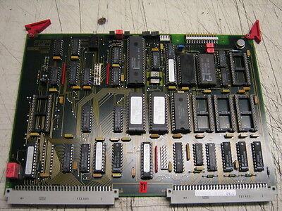 Zeiss Coordinate Measuring Machine Pc Board 608481-9003 Used Warranty