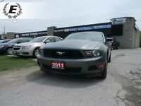 2011 Ford Mustang V6  LOW LOW KMS