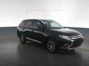 2016 Mitsubishi Outlander ZK MY16 XLS (4x4) Labrador Black 6 Speed Automatic Wagon Geebung Brisbane North East Preview