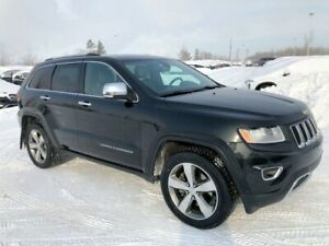 2014 Jeep Grand Cherokee Limited 5.7 V8HEMI- Leather, Navigation