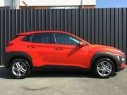 2017 Hyundai Kona OS Active (FWD) Orange 6 Speed Automatic Wagon Phillip Woden Valley Preview