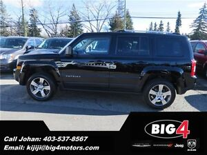 2016 Jeep Patriot High Altitude, Leather, Sunroof, 4X4, PW/PL