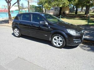2006 Holden Astra AH MY06 CDXi Black 4 Speed Automatic Hatchback Somerton Park Holdfast Bay Preview