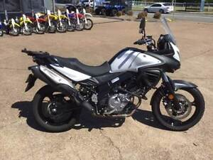 2013 DL650 Vstrom Aberdare Cessnock Area Preview