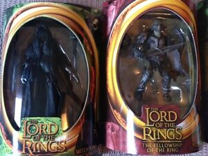 Lord of the RINGS figures MIB MOC lot 2 Orcs and more London Ontario image 4