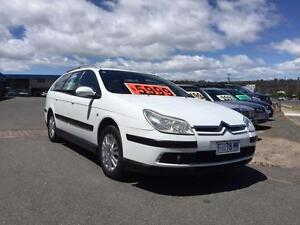 2005 Citroen C5 Wagon 2.2l Turbo Diesel Automatic Prospect Vale Meander Valley Preview