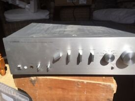 Yamaha AS500 Stereo Amplifier