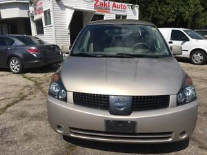 2006 Nissan Quest SL Special Edition Safety &E Test Included Pri