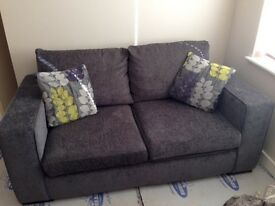 Grey two seater sofa bed from DFS, URGENT! must go