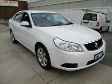 2011 Holden Epica EP MY11 CDX White 6 Speed Automatic Sedan West Perth Perth City Preview