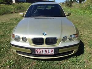 2003 BMW Other Hatchback+RWC+1 MONTH REGO Salisbury Brisbane South West Preview