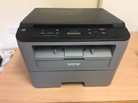BROTHER - DCPL2500D All-in-One Monochome Laser Printer- 2017