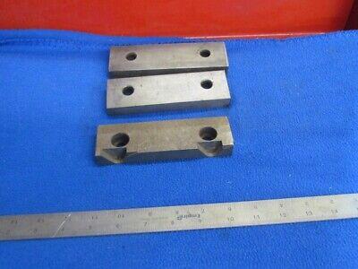 3 Hard Steel Jaws For 6 Kurt Or Kurt Type Vise   I-859