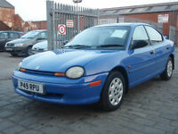 Chrysler Neon by Radcliffe Car Auction, Manchester, Lancashire