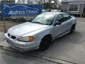 PONTIAC GRAND AM SE 2004 **AIR CLIMATISE**145 187KM**