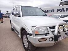 2002 Mitsubishi Pajero Wagon Mount Louisa Townsville City Preview