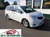 2014 Toyota Sienna LE for only $184 bi-weekly all in!