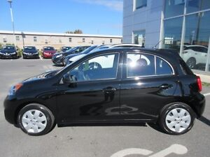 2015 NISSAN MICRA SV FULL PWR PACKAGE 4.4% 84 MONTHS Cornwall Ontario image 3