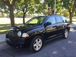 2007 JEEP COMPASS , 4X4 , MANUEL ,AIR CLIMATISE, 4 CYLINDRE