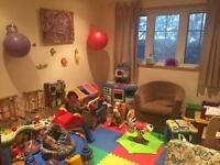 Garderie à 7.75/jours Daycare at 7.75$/day