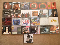 78 CD Singles – Various Artists