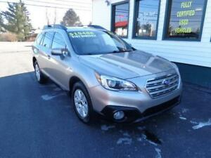 2017 Subaru Outback 2.5i Premium for only $182 bi-weekly all in!