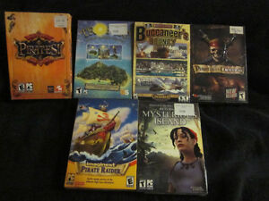 6 PC Games