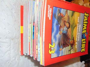Livres J'aime Lire enfants