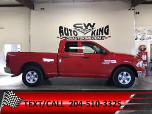 2014 Ram 1500 ST / 4x4 / Quad Cab / Financing Available