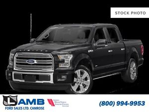 "2016 Ford F-150 4WD SuperCrew 145"" Limited"