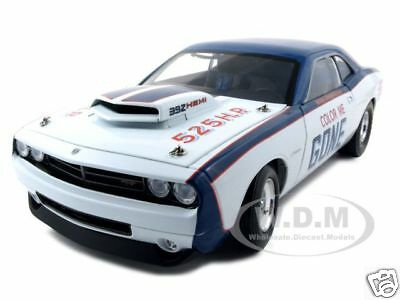 DODGE CHALLENGER SUPER STOCK COLOR ME GONE 1of600 1:18 CAR BY HIGHWAY 61 50767 Dodge Challenger Super Stock