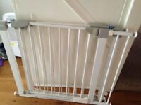 Lindam child safety Stair gates- pair