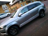 Audi Q7 7 seater