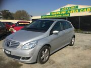 2007 Mercedes-Benz B180 245 07 Upgrade CDI Silver Continuous Variable Hatchback Officer Cardinia Area Preview