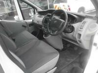 Vauxhall Vivaro 2.0Cdti LWB [115Ps] Van 2.9T Euro 5 DIESEL MANUAL WHITE (2013)