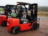 NEW 2014 EP CPQD25N FORKLIFT