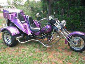 oz trike rebuilt new subaru motor Lissner Charters Towers Area Preview