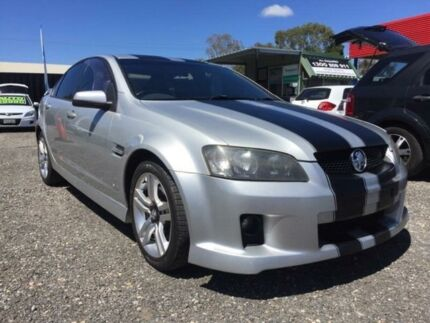 2007 Holden Commodore VE SS Silver 6 Speed Sports Automatic Sedan Elizabeth West Playford Area Preview