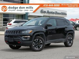 2018 Jeep Compass Trailhawk - Trailer tow - Leather - Panoramic