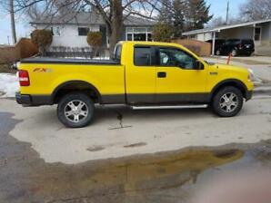 2004 Ford F-150 FX4 4X4 Supercab, Safetied - PRICE REDUCED