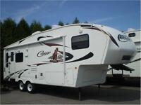 USED 2010 KEYSTONE COUGAR 276RLS