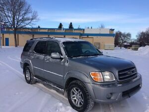 Toyota Sequoia Limited Edition SUV