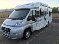 2012 Swift Bolero 684 FB Vogue 4 berth Motorhome (low miles)