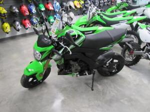 Super Z125 sale only at Coopers Motorsports.  Save $1000