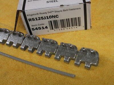 Flexco Alligator Ready Set Staples Rs125j10nc - 54514