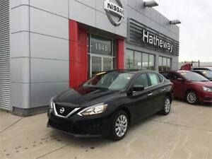 2017 Nissan Sentra S 1.8** save up to 3000$***