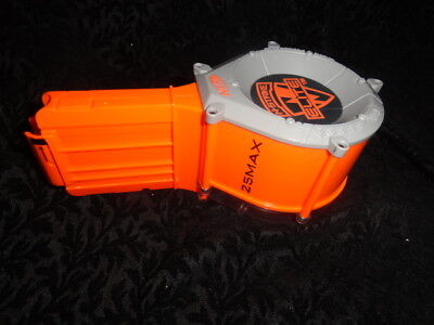 Nerf N Strike Elite 25 Round Ammo Drum Magazine Dart Clip Replacement